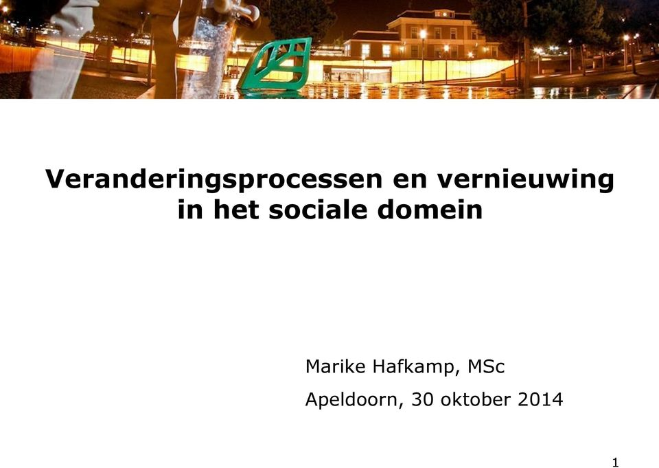 domein Marike Hafkamp, MSc
