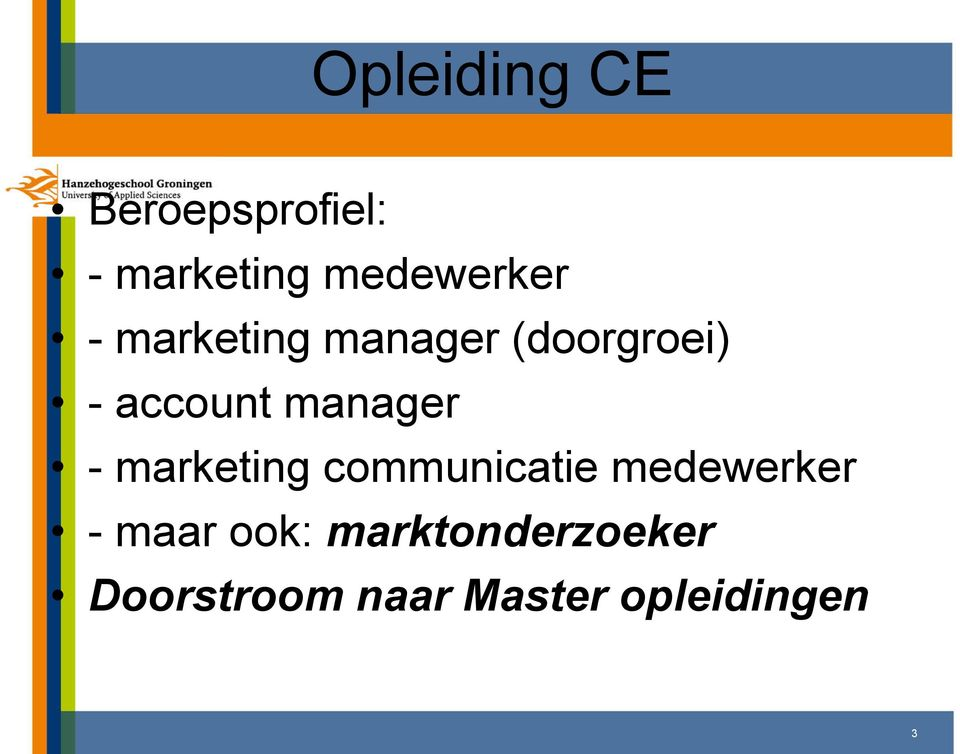 account manager - marketing communicatie