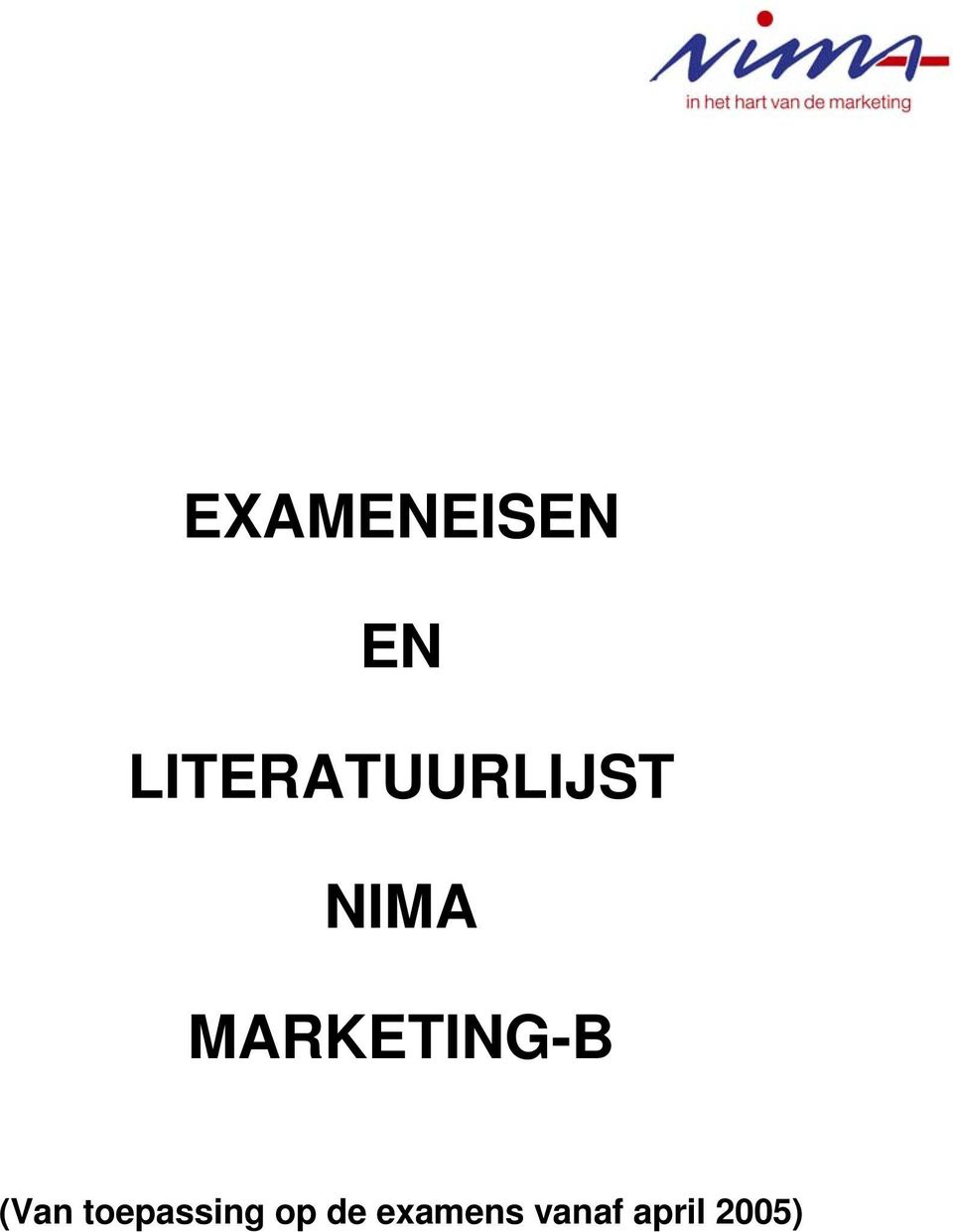MARKETING-B (Van