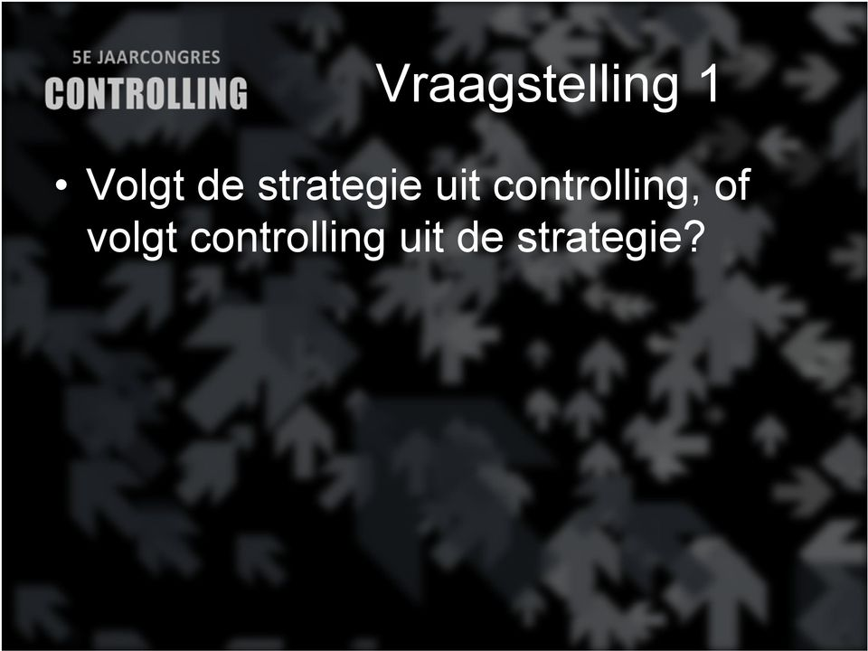 controlling, of volgt