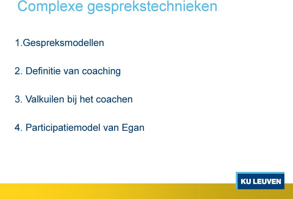 Definitie van coaching 3.
