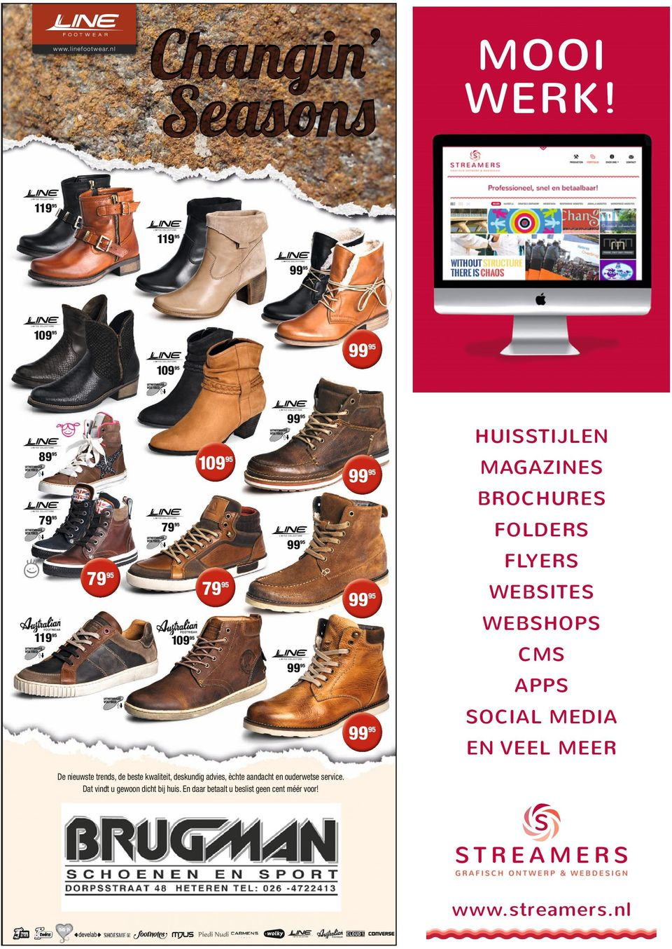 95 79 95 109 95 79 95 99 95 99 95 99 95 FOLDERS FLYERS WEBSITES WEBSHOPS CMS APPS 99 95 SOCIAL MEDIA EN VEEL