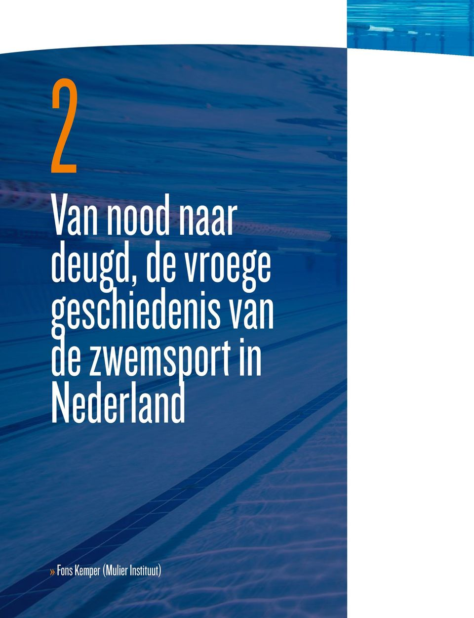 zwemsport in Nederland»