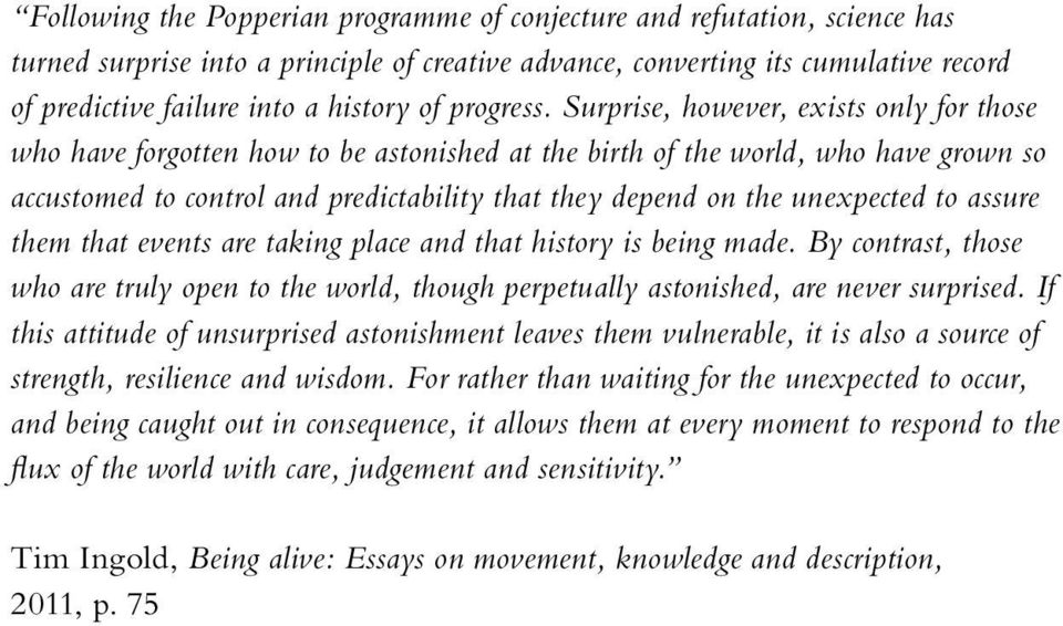 conjectures and refutation essays Karl popper — conjectures and refutations any more likely to be true in virtue of their sustaining repeated attempts at refutation (that.