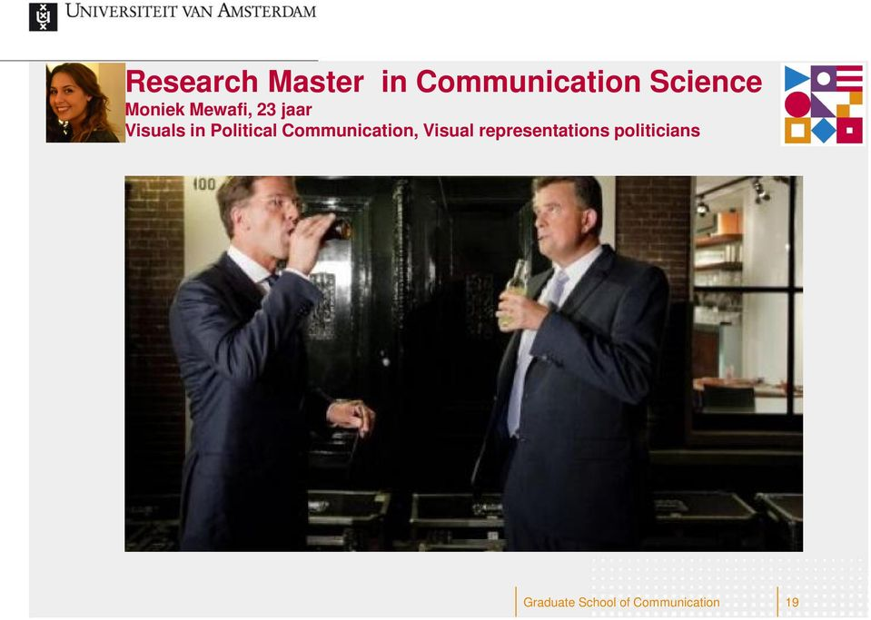 Political Communication, Visual