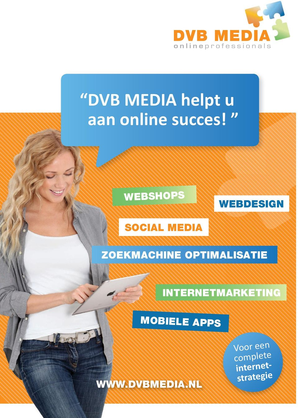 OPTIMALISATIE INTERNETMARKETING MOBIELE APPS