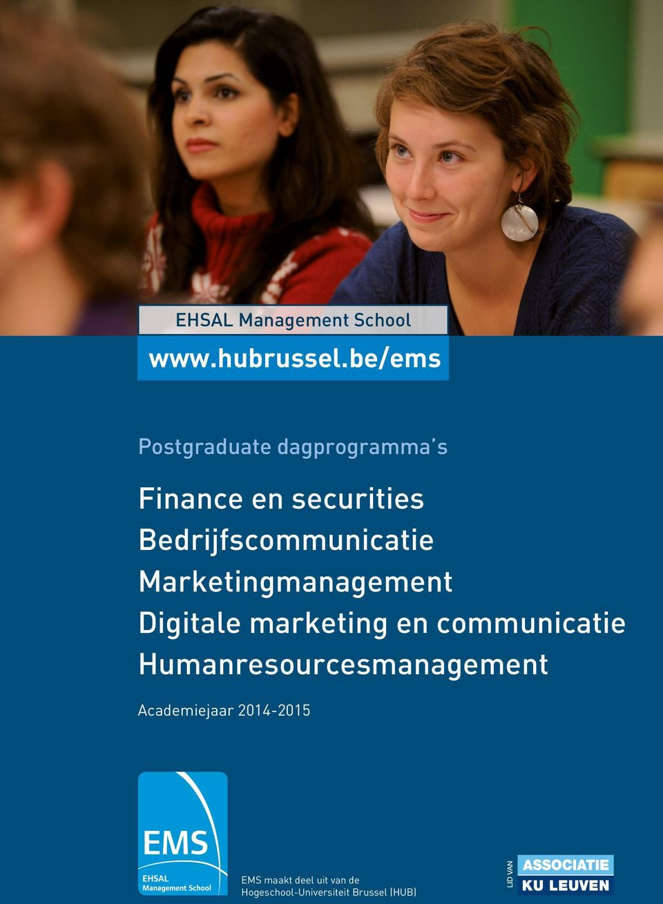 Bedrijfscommunicatie Marketingmanagement Digitale marketing en