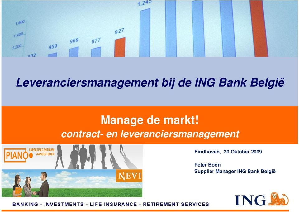 contract- en leveranciersmanagement