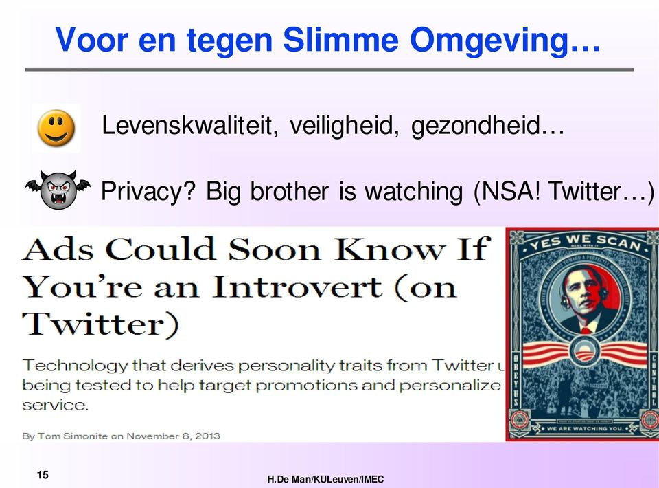 Big brother is watching (NSA!