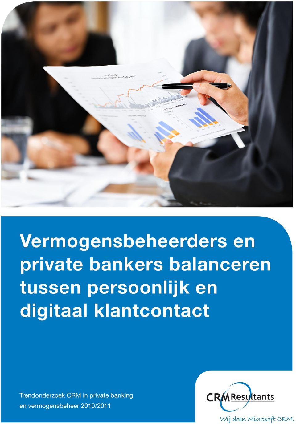 in private banking en vermogensbeheer 2010/2011