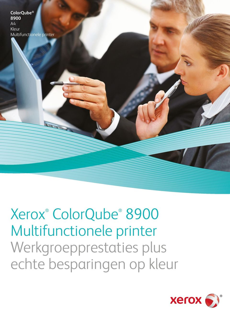 ColorQube 8900 Multifunctionele