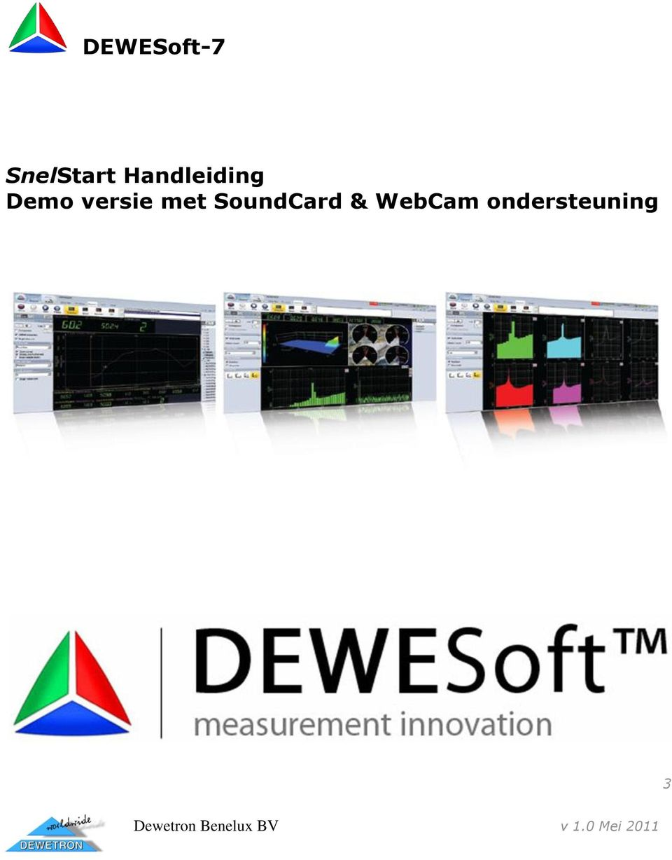 SoundCard & WebCam