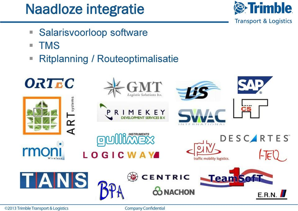 software TMS