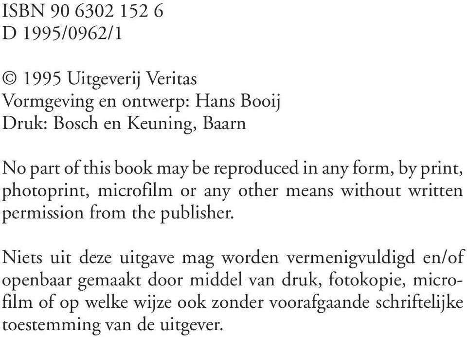 written permission from the publisher.