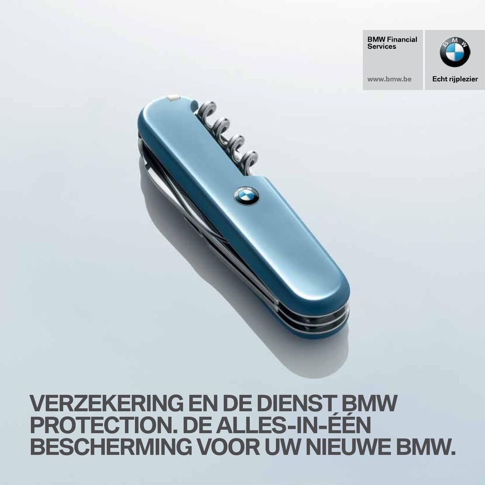 DE DIENST BMW PROTECTION.