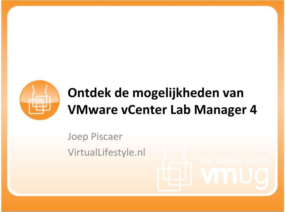 VMware vcenter Lab