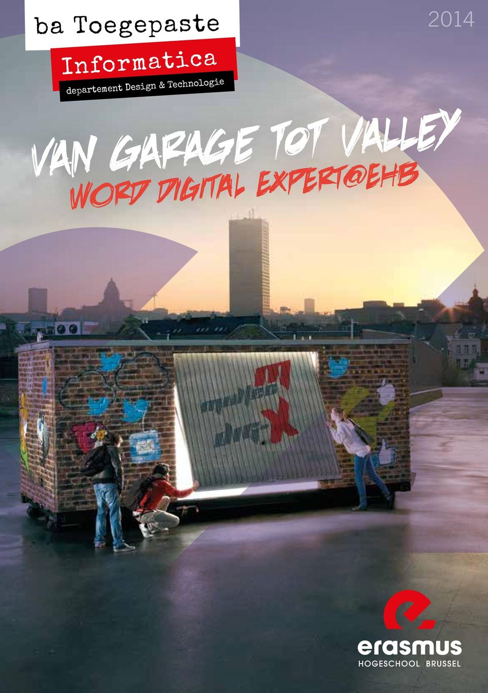 Technologie Van garage tot