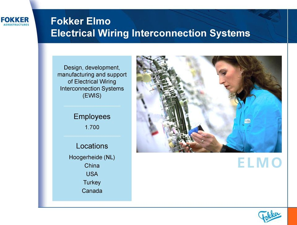 Electrical Wiring Interconnection Systems (EWIS)
