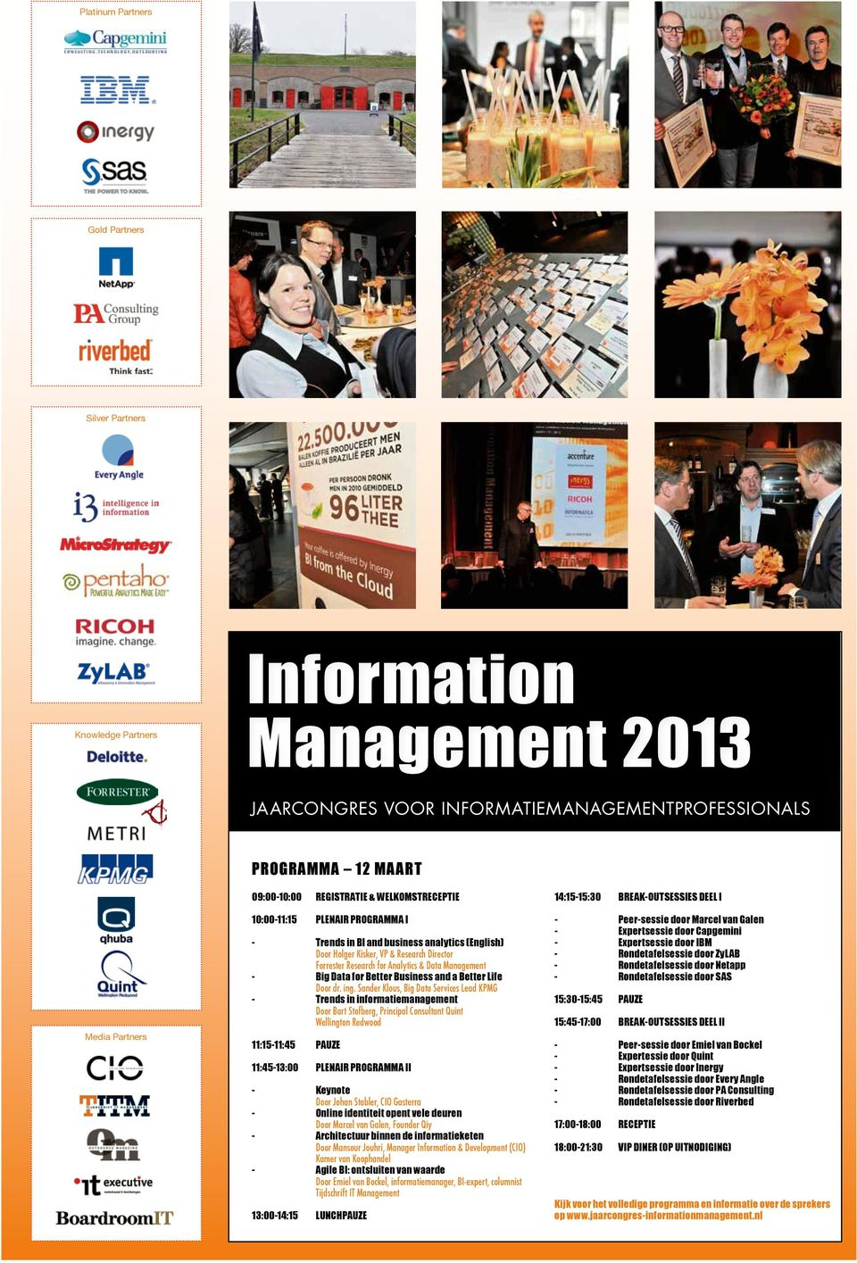Management - Big Data for Better Business and a Better Life Door dr. ing.