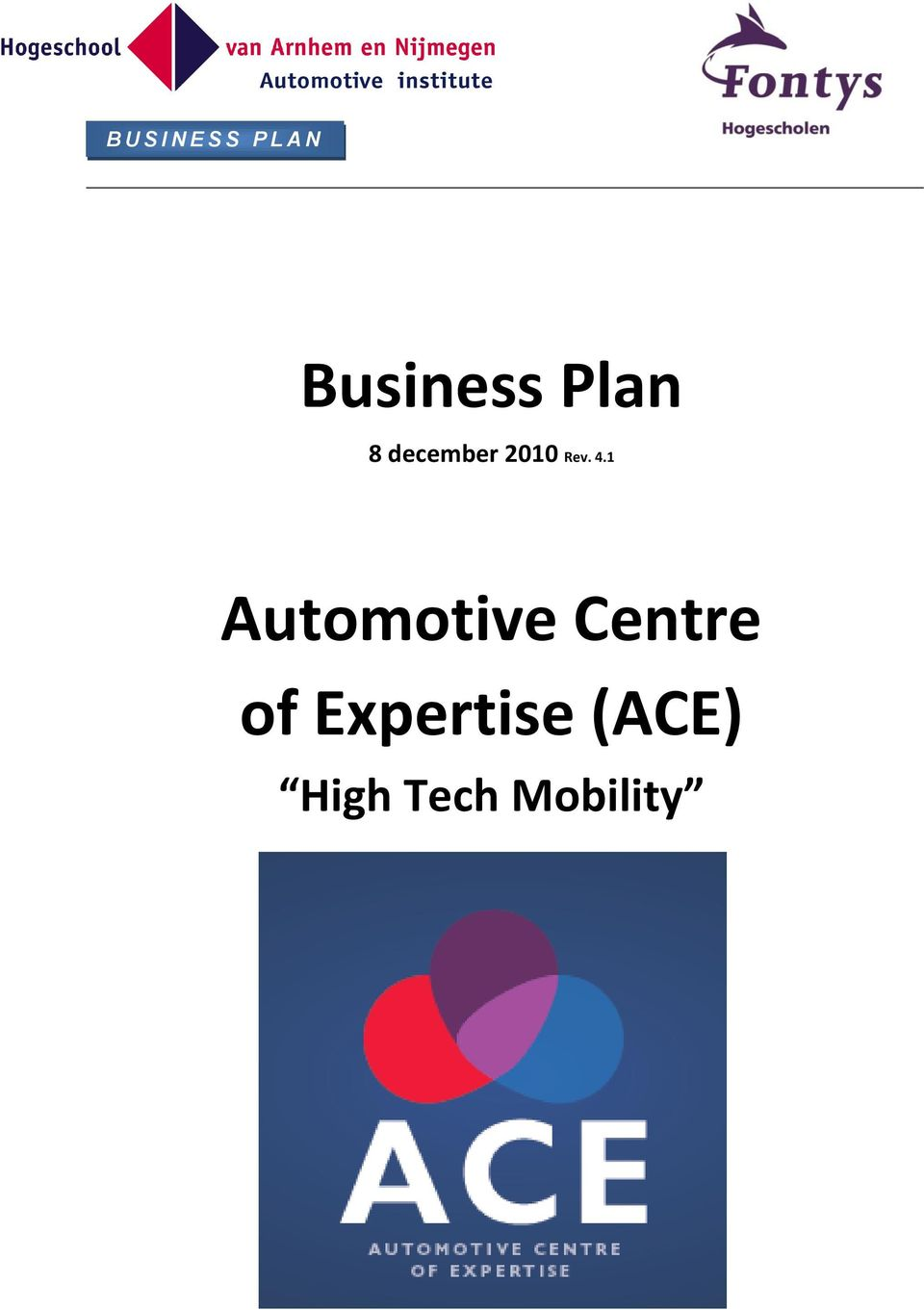 1 Automotive Centre of