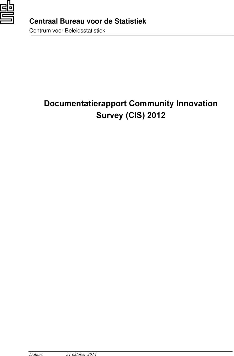 Documentatierapport Community