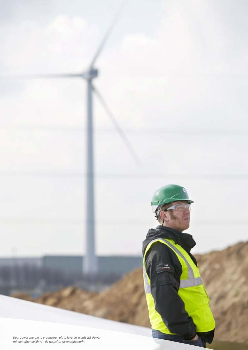 wordt WE-Power minder