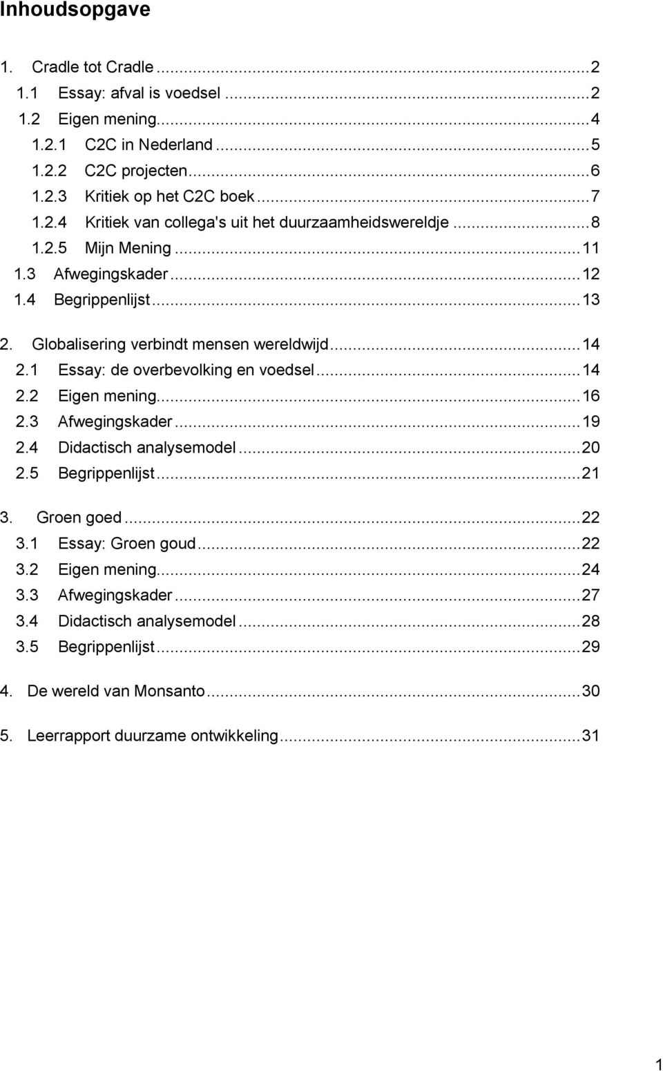 duurzame ontwikkeling thesis Aardrijkskunde - download as pdf file (pdf), text file (txt) or read online.