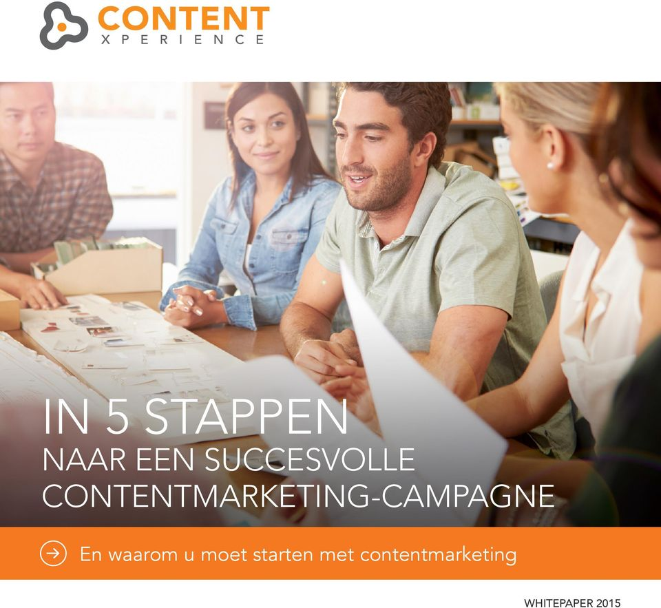 CONTENTMARKETING-CAMPAGNE En
