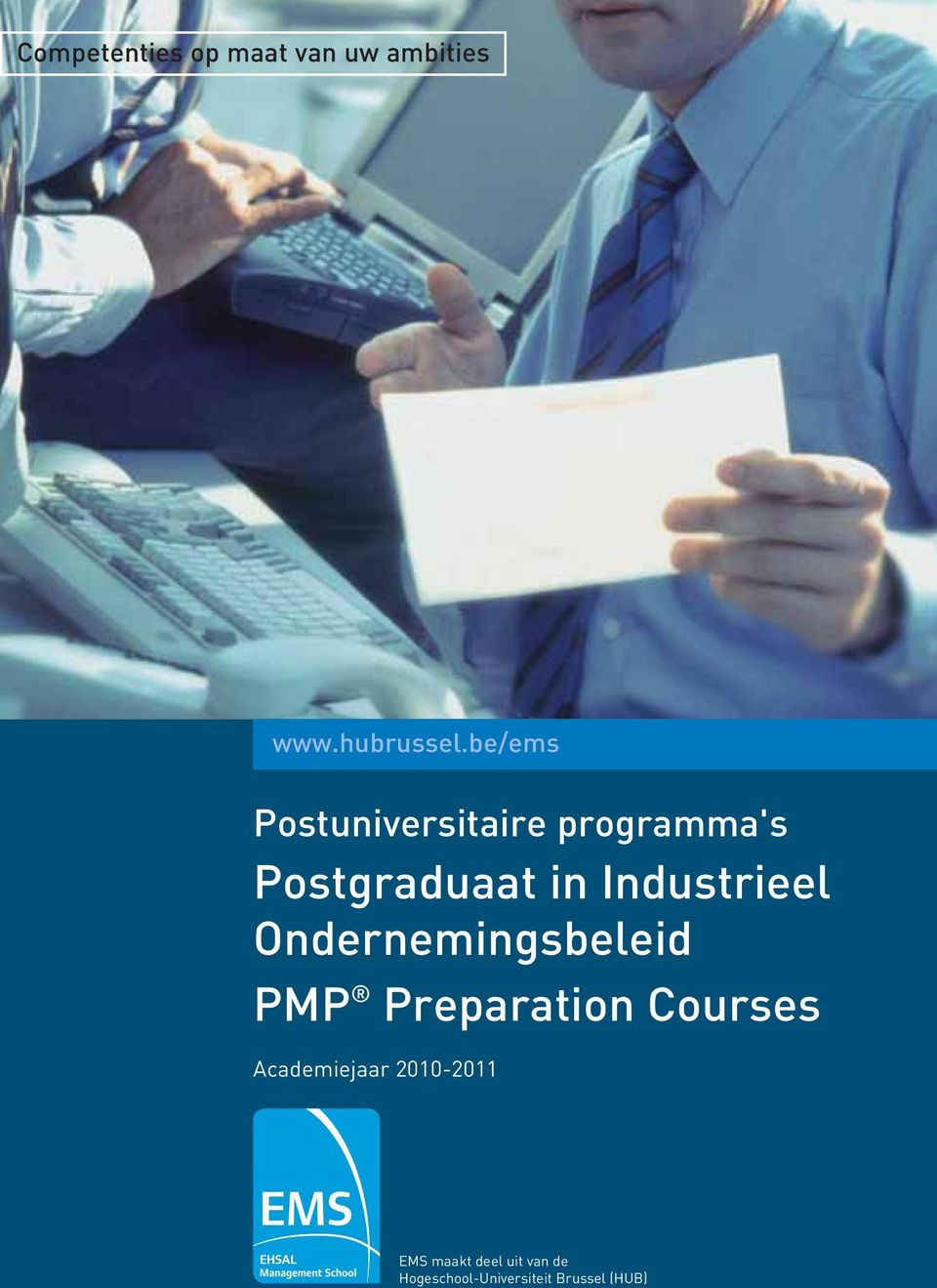 Industrieel Ondernemingsbeleid PMP Preparation Courses