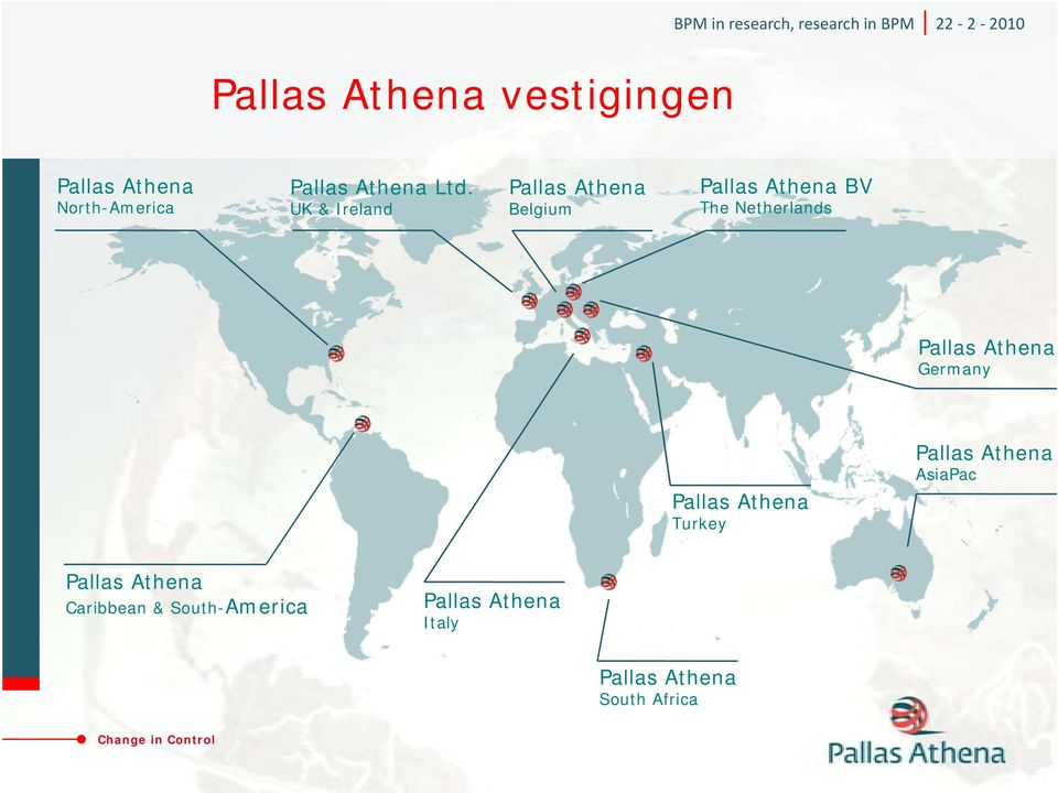 Pallas Athena Germany Pallas Athena Turkey Pallas Athena AsiaPac Pallas