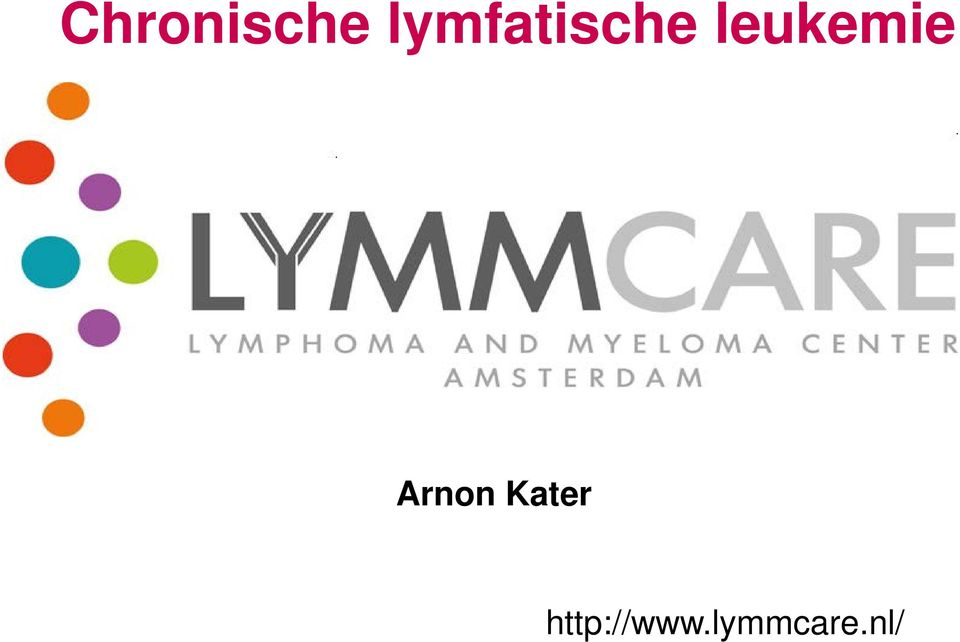leukemie Arnon