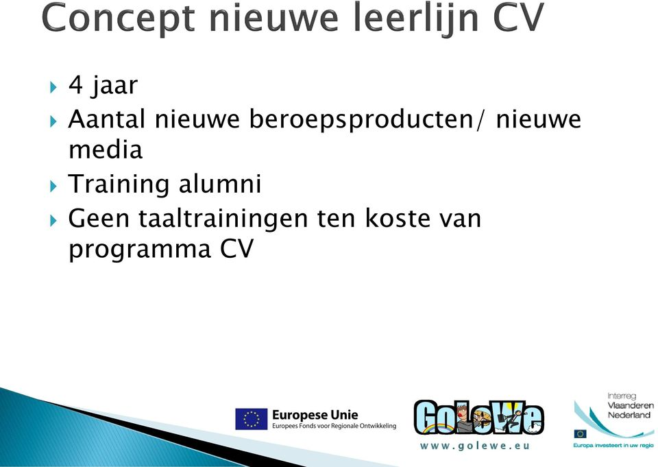 media Training alumni Geen