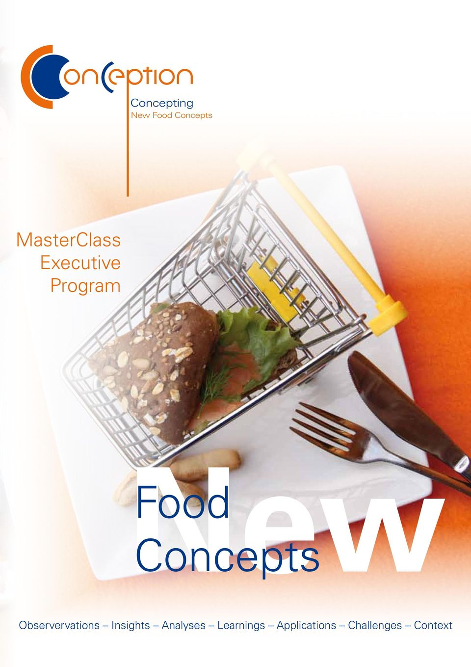 Food Concepts Observervations
