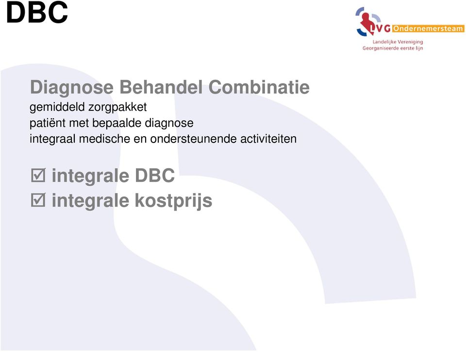 diagnose integraal medische en