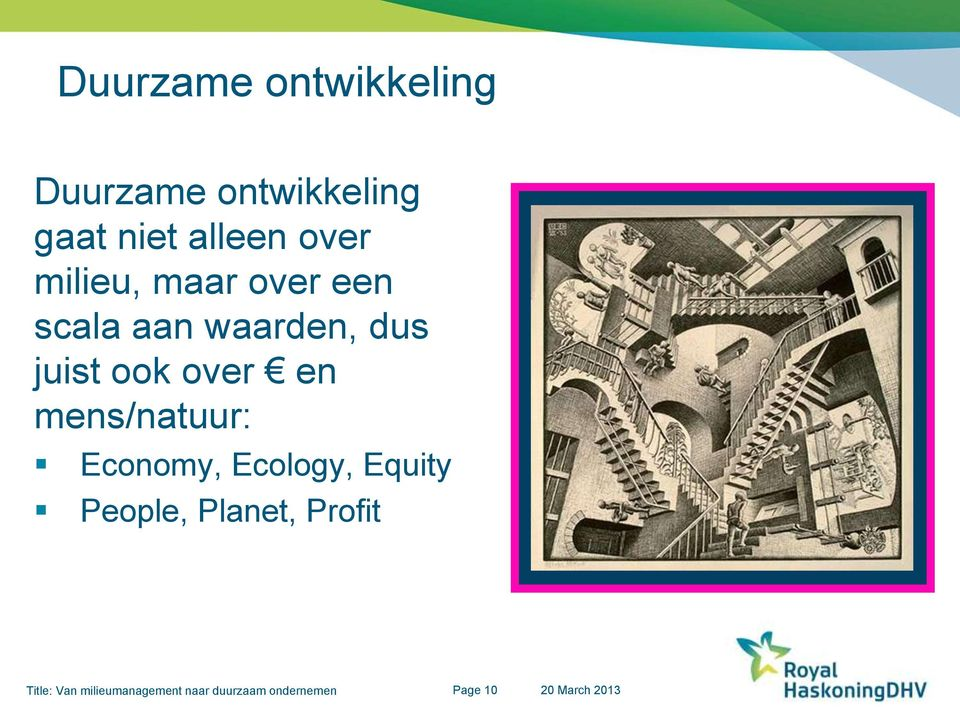 mens/natuur: Economy, Ecology, Equity People, Planet, Profit