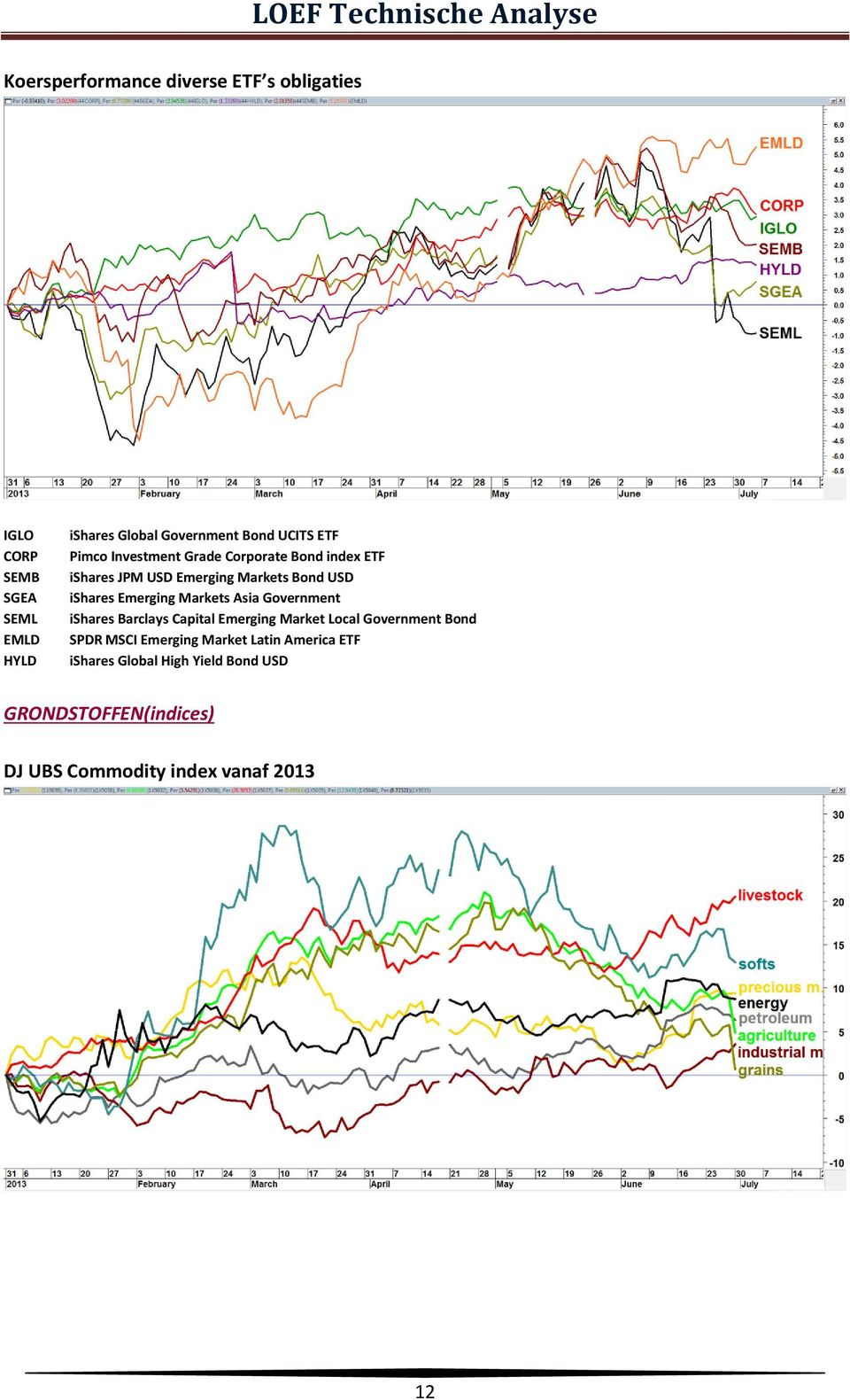 Emerging Markets Asia Government ishares Barclays Capital Emerging Market Local Government Bond SPDR MSCI