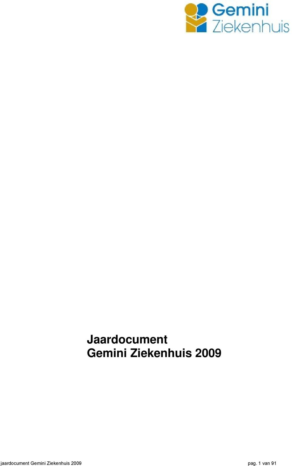 jaardocument Gemini