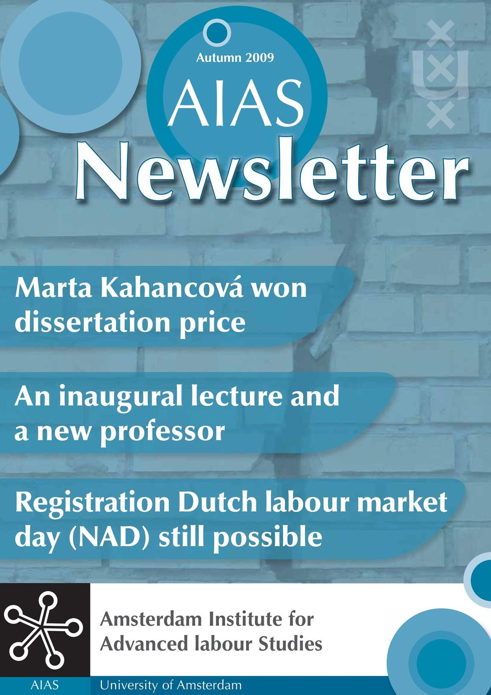 Dutch labour market day (NAD) still possible Amsterdam