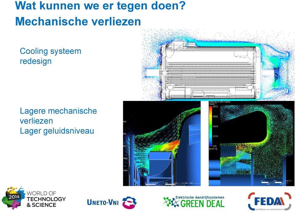 systeem redesign Lagere