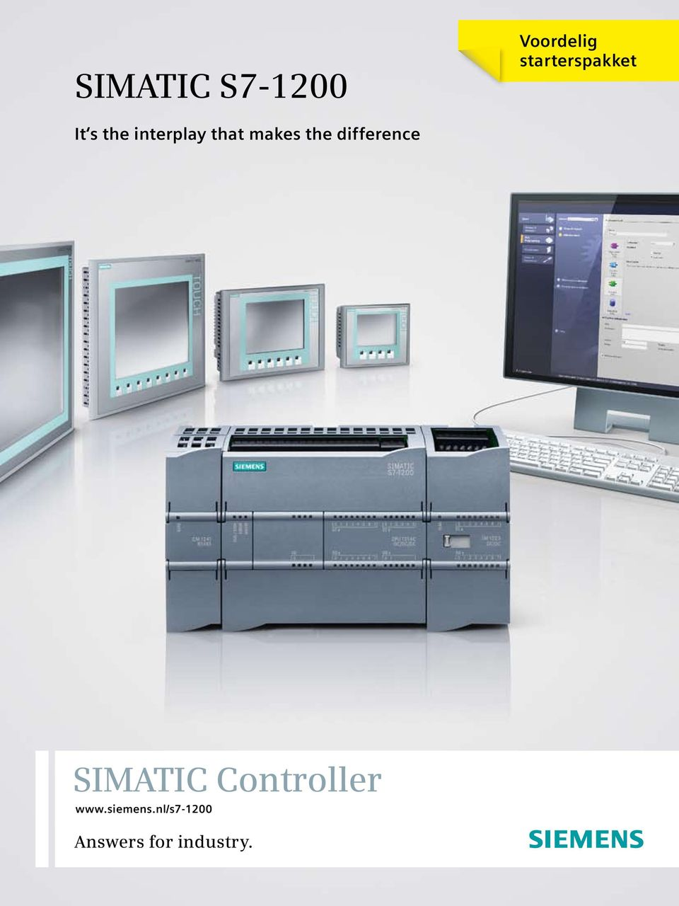that makes the difference SIMATIC