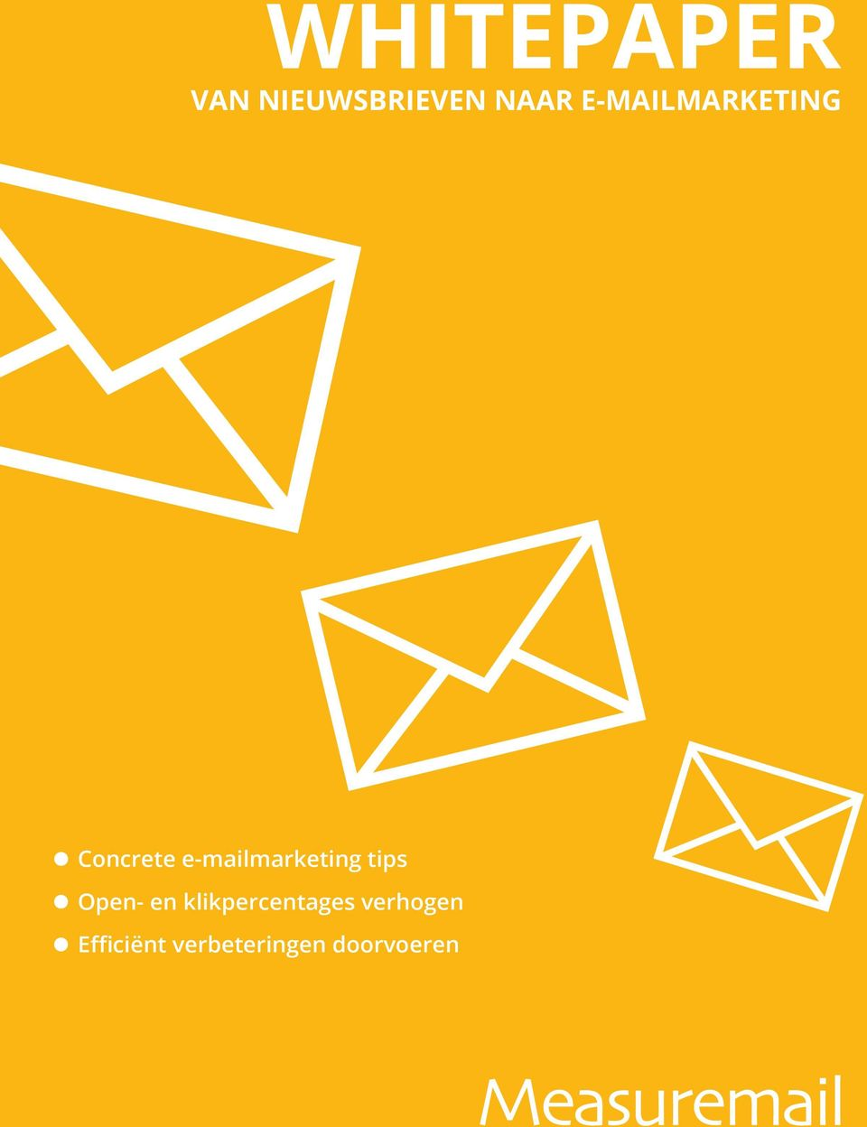 e-mailmarketing tips Open- en