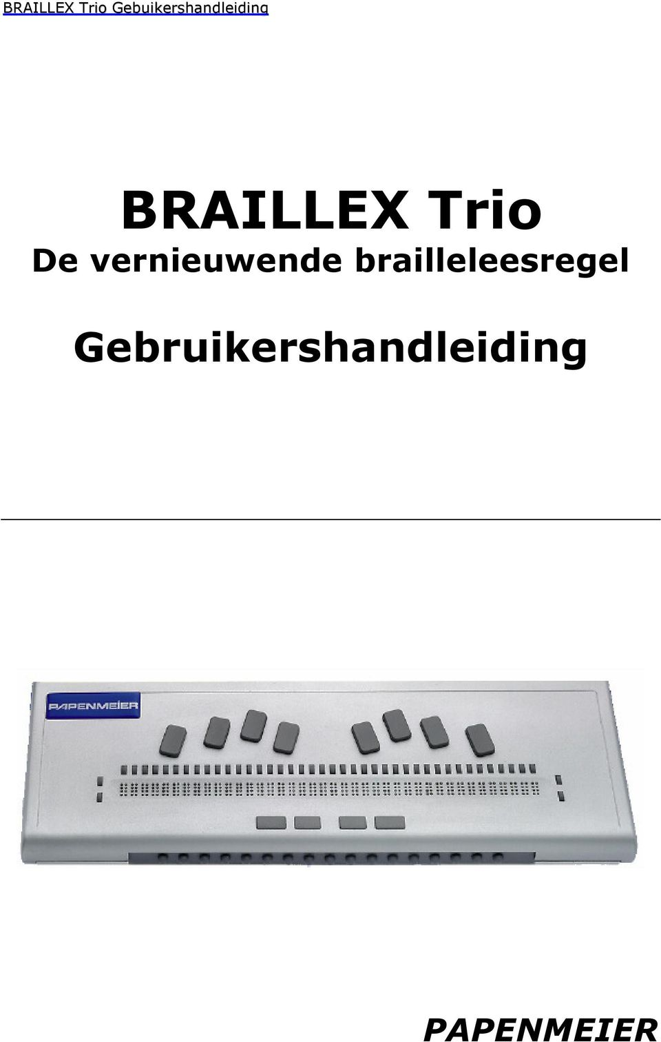 brailleleesregel