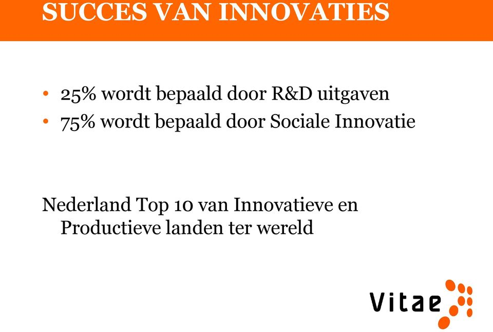 Sociale Innovatie Nederland Top 10 van