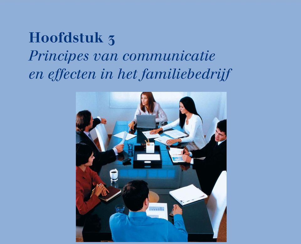 communicatie en