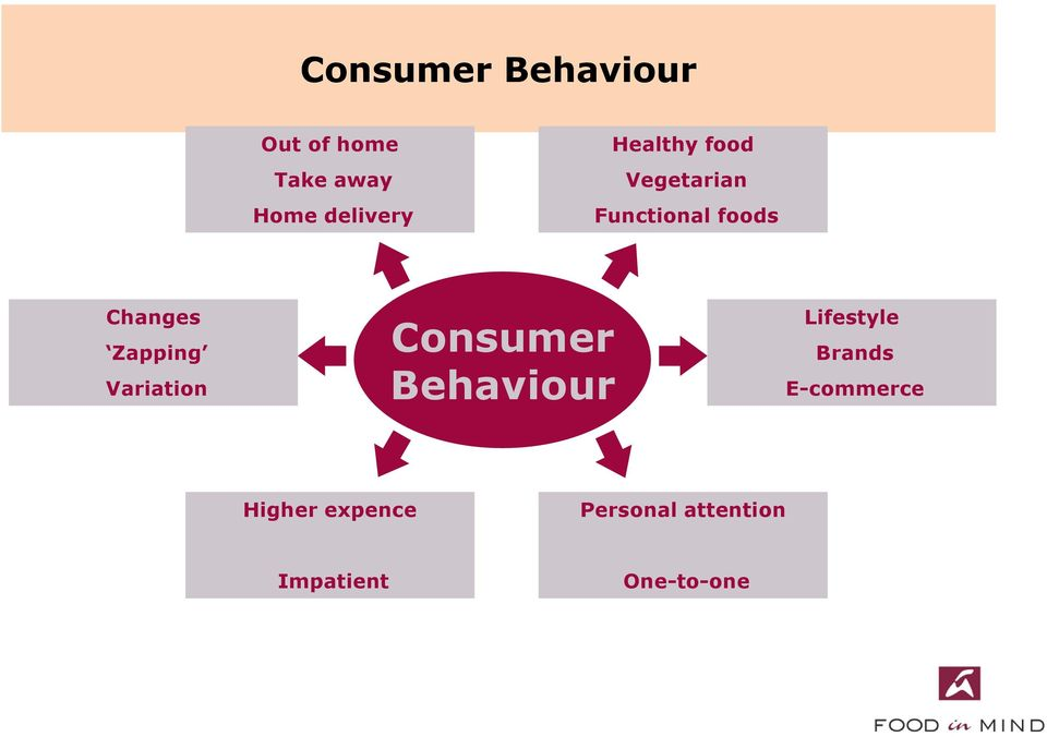 Zapping Variation Consumer Behaviour Lifestyle Brands