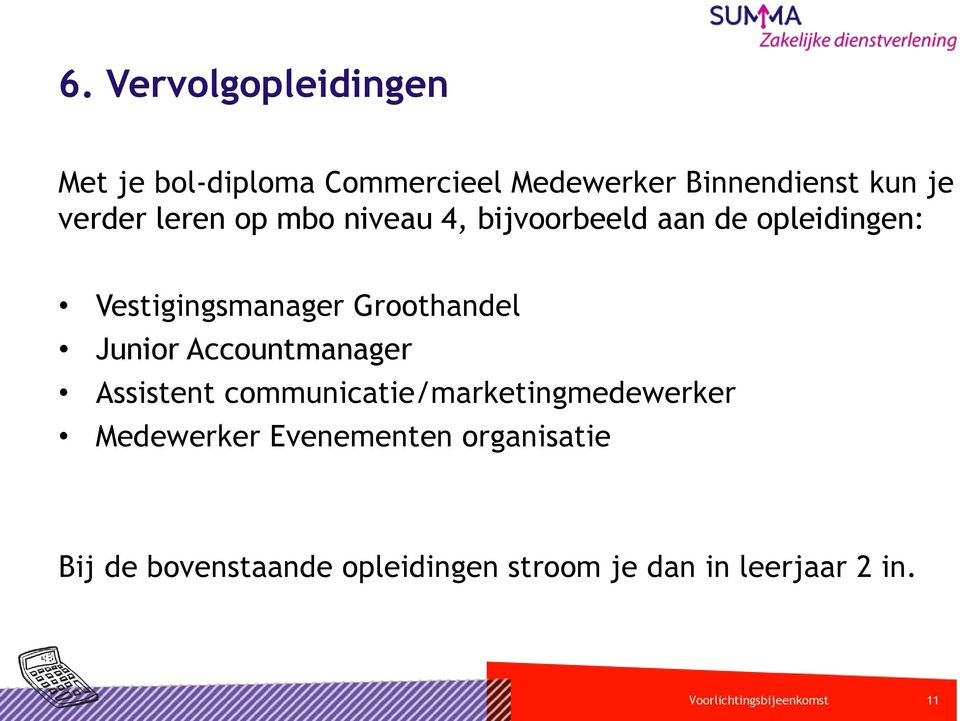 Groothandel Junior Accountmanager Assistent communicatie/marketingmedewerker