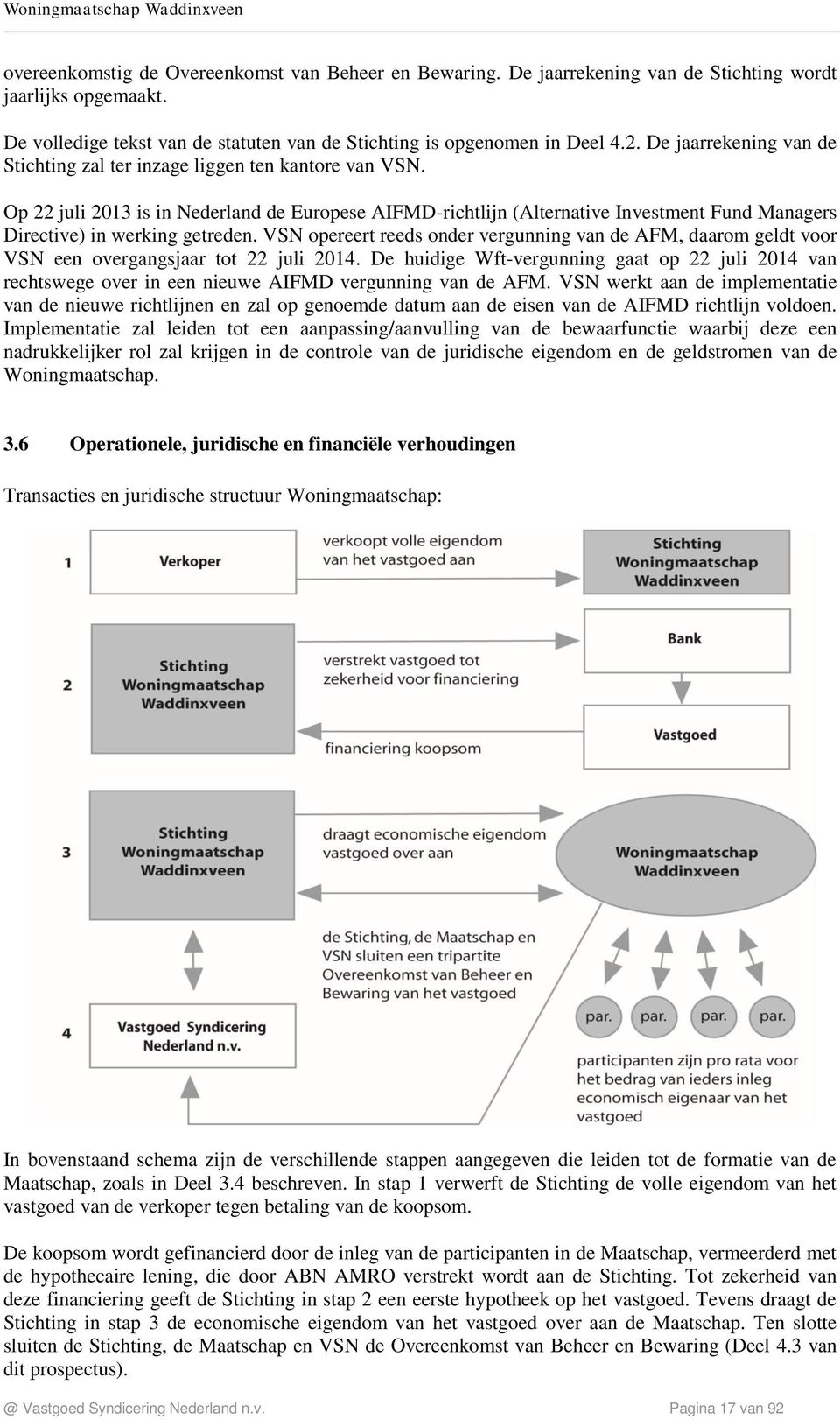 Op 22 juli 2013 is in Nederland de Europese AIFMD-richtlijn (Alternative Investment Fund Managers Directive) in werking getreden.