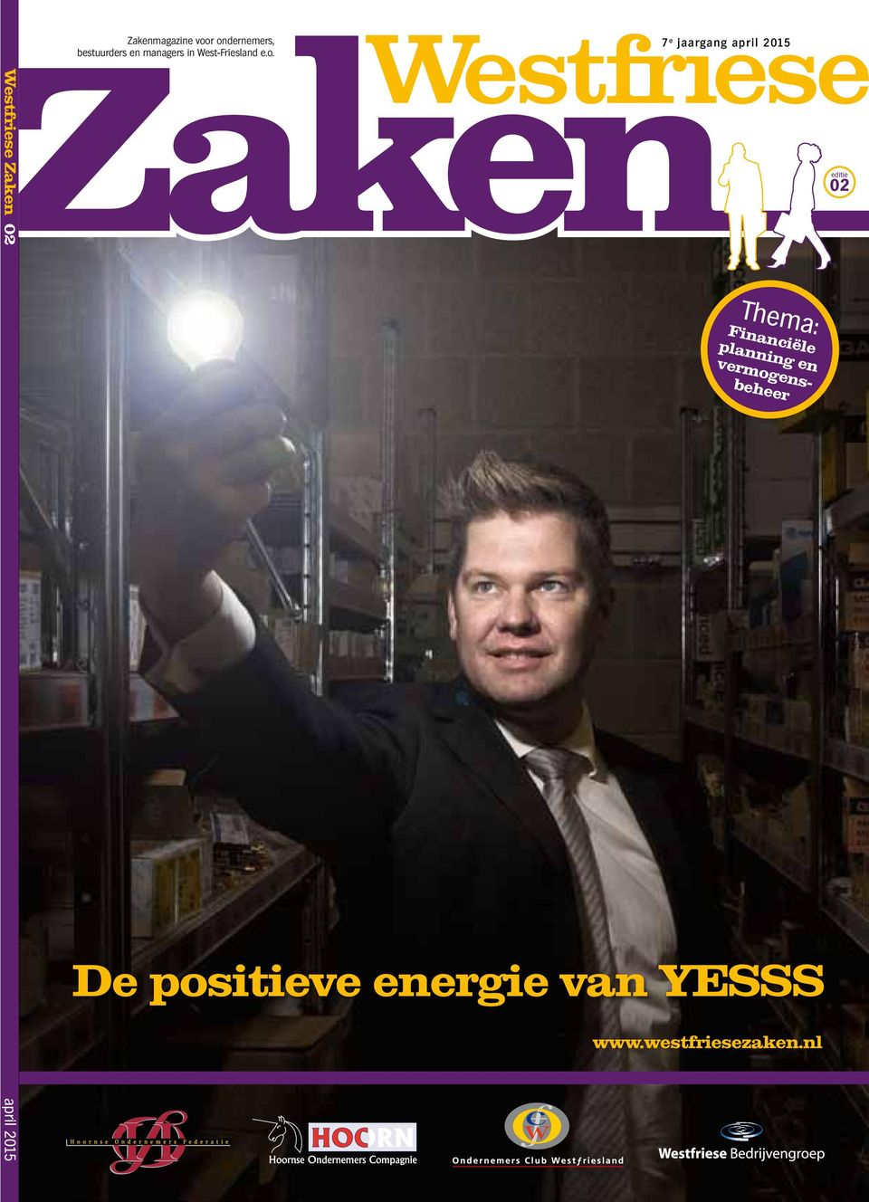 7 e jaargang april 2015 Westfriese Zaken 02 april 2015