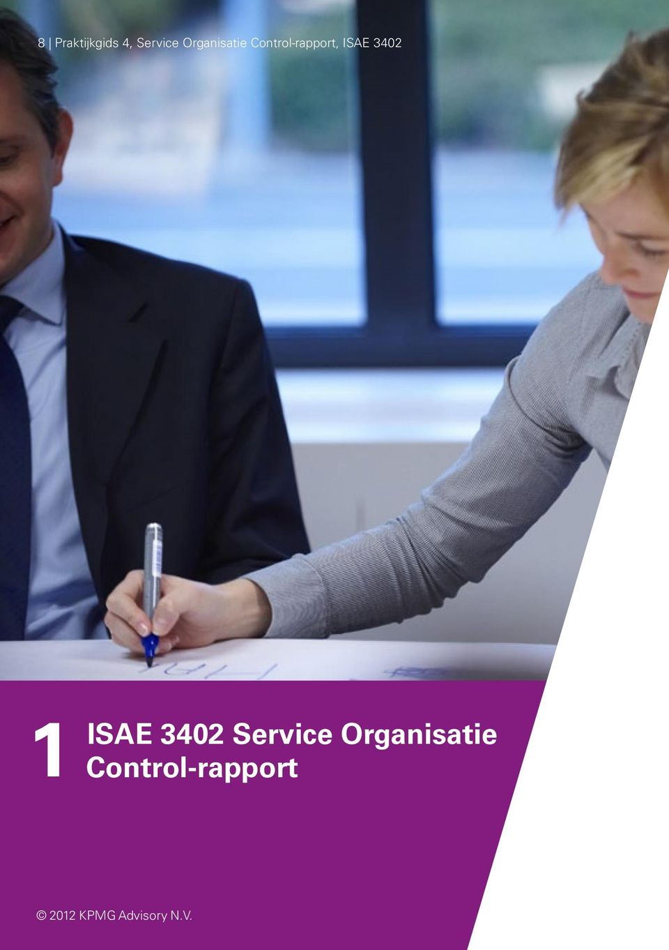 Control-rapport, ISAE 3402