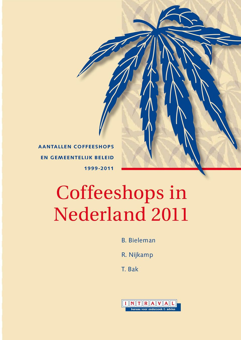 1999-211 Coffeeshops in